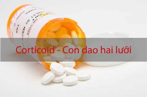 Vấn nạn Corticoid trong thuốc chữa Viêm Xoang